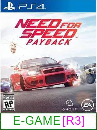 PS4 Need for Speed Payback [R3] ★Brand New & Sealed★