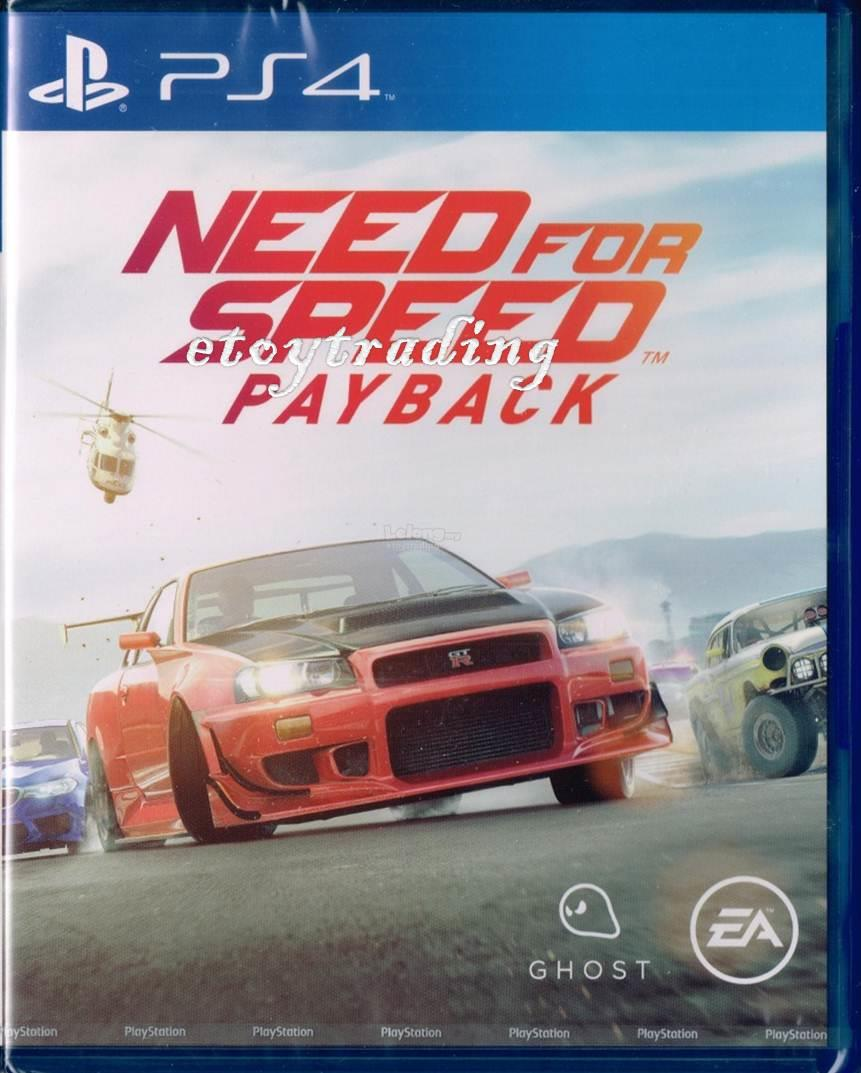 ps4 need for speed payback r3 rm210 end 1 20 2018 4 15 pm. Black Bedroom Furniture Sets. Home Design Ideas