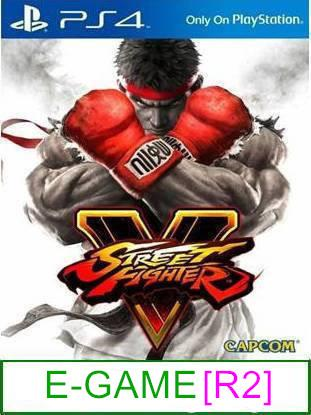 PS4 Street Fighter V [R2] ★Brand New & Sealed★
