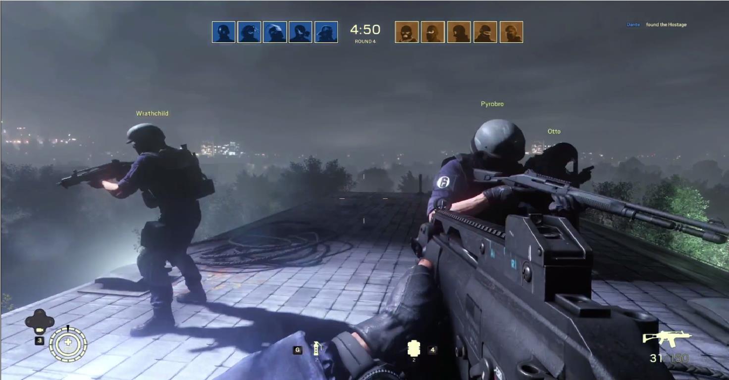 Resultado de imagen de Tom Clancy´s Rainbow Six Siege