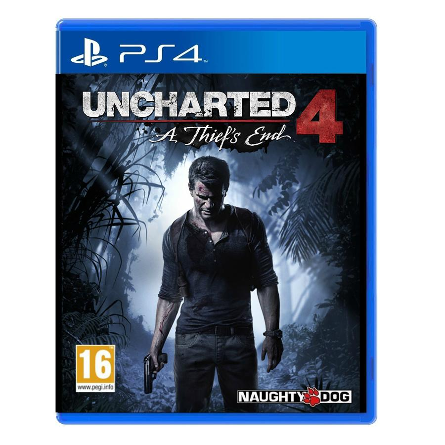 PS4 UNCHARTED 4: THIEF''S END ENGLISH/CHINESE ALL