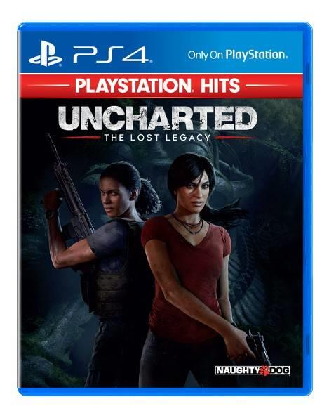 PS4 UNCHARTED: THE LOST LEGACY PLAYSTATION HITS (ALL/ENG)