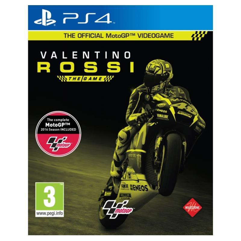 PS4 Valentino Rossi The Game Moto GP (end 6/22/2017 5:15 PM)