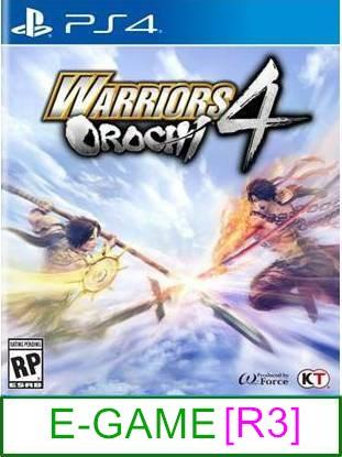 PS4 Warriors Orochi 4 [R3] ★Brand New & Sealed★