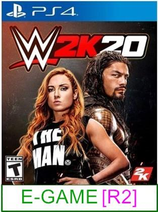 PS4 WWE 2K20 [R2] ★Brand New & Sealed★