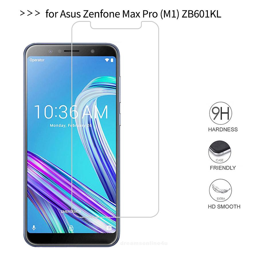 PsDs Screen Protector Glass fr ASUS ZenFone Max Pro M1 ZB601KL ZB602KL