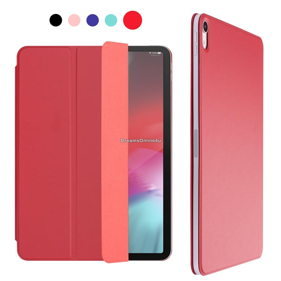 fd94a1e39ba4ef PsDs Smart Folio Magnetic Cover Case New iPad Pro 11 12.9 2018