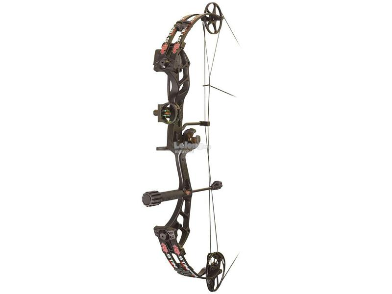 PSE Stinger X Compound Bow Package RTS