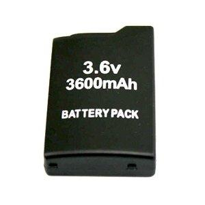 PSP 3.6V 3600mAH Battery Pack for PSP1000