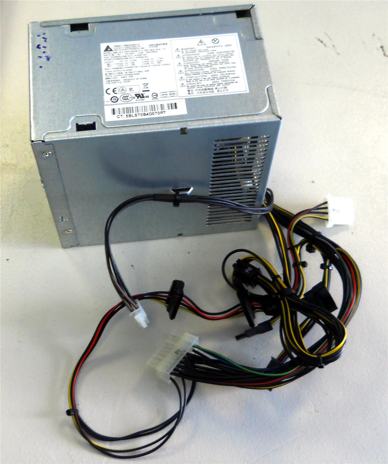 PSU Power Supply for HP Workstation Z210 PN# 749552-001 749710-001