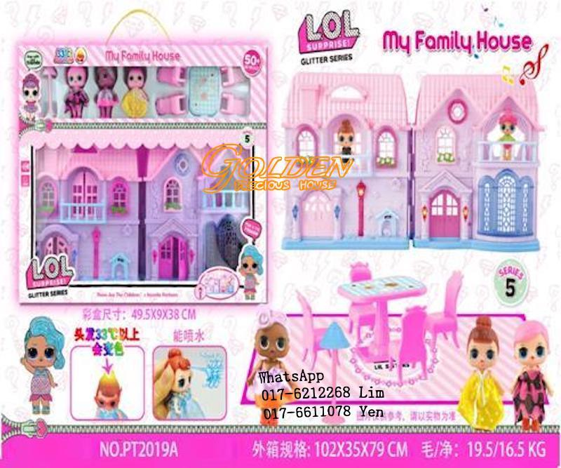 L.O.L House Surprise