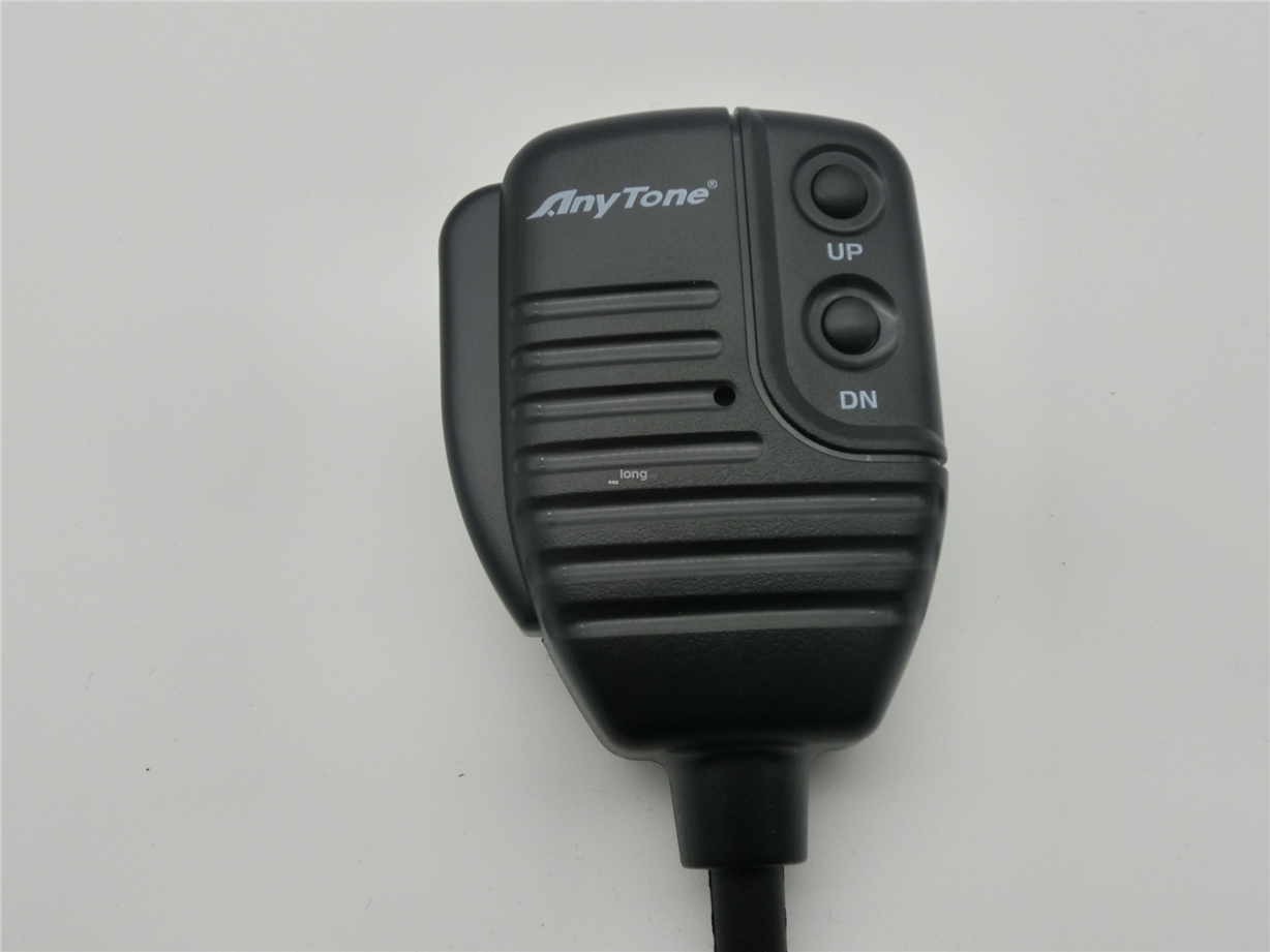 Ptt mic anytone at-708