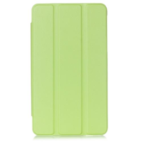 PU LEATHER MULTI-FOLDING STAND CASE PROTECTIVE SMART SLEEP COVER FOR HUAWEI ME