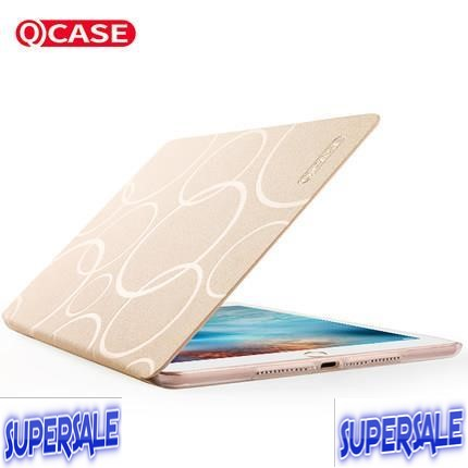 PU Leather Soft Casing Case Cover for iPad 2017 9.7 inch