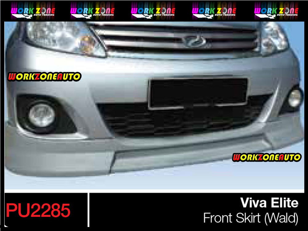 PU2285 Perodua Viva Elite PU Front S (end 8/8/2022 12:00 AM)