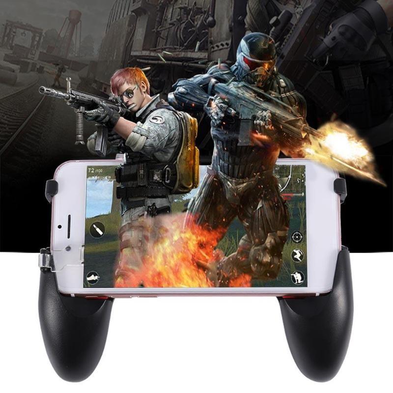PUBG Mobile Game Trigger Fire Button Aim Key Ros Joystick Shooter Controller