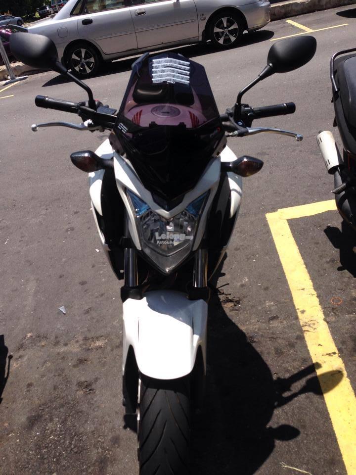 PUIG 6437F Naked Bike Windscreens Dark Smoke Sport