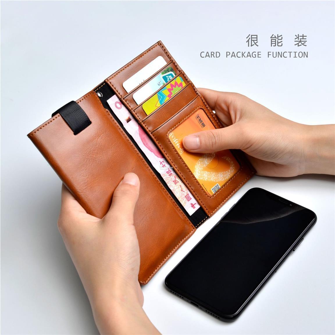 designer fashion b7653 64020 PULOKA Apple iPhone X 7 8 Plus Flip Card Slot Wallet Case Cover Casing