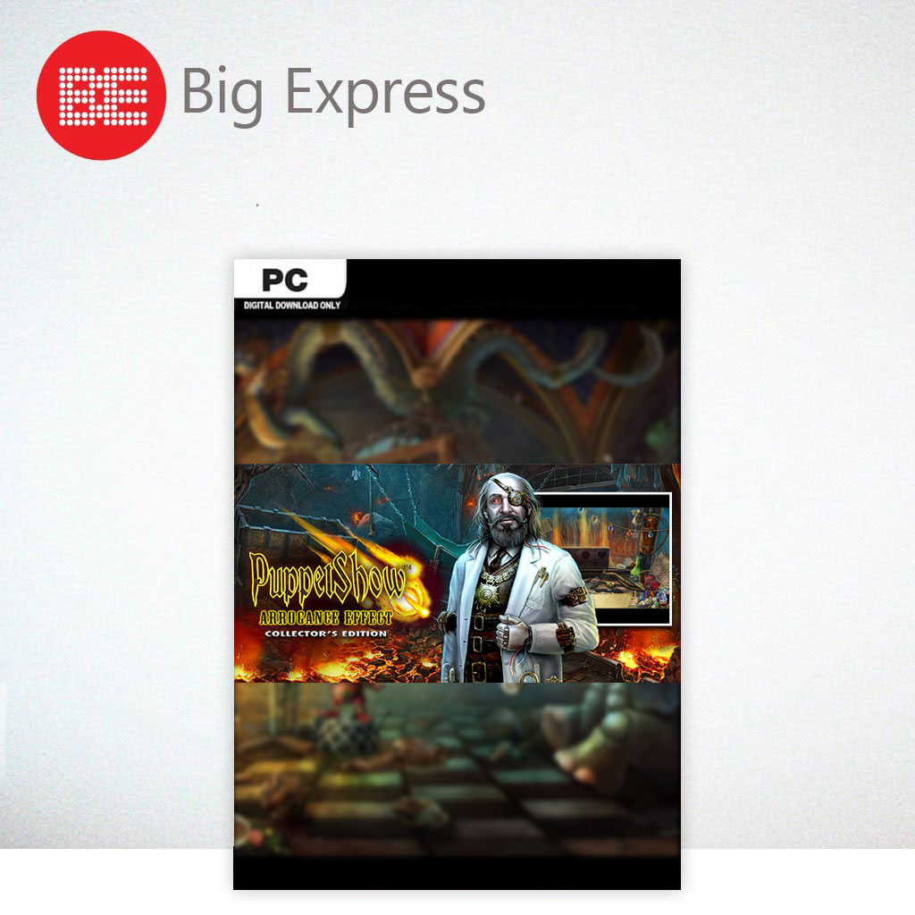 PuppetShow 11: Arrogance Effect Collectors Edition - Big Express