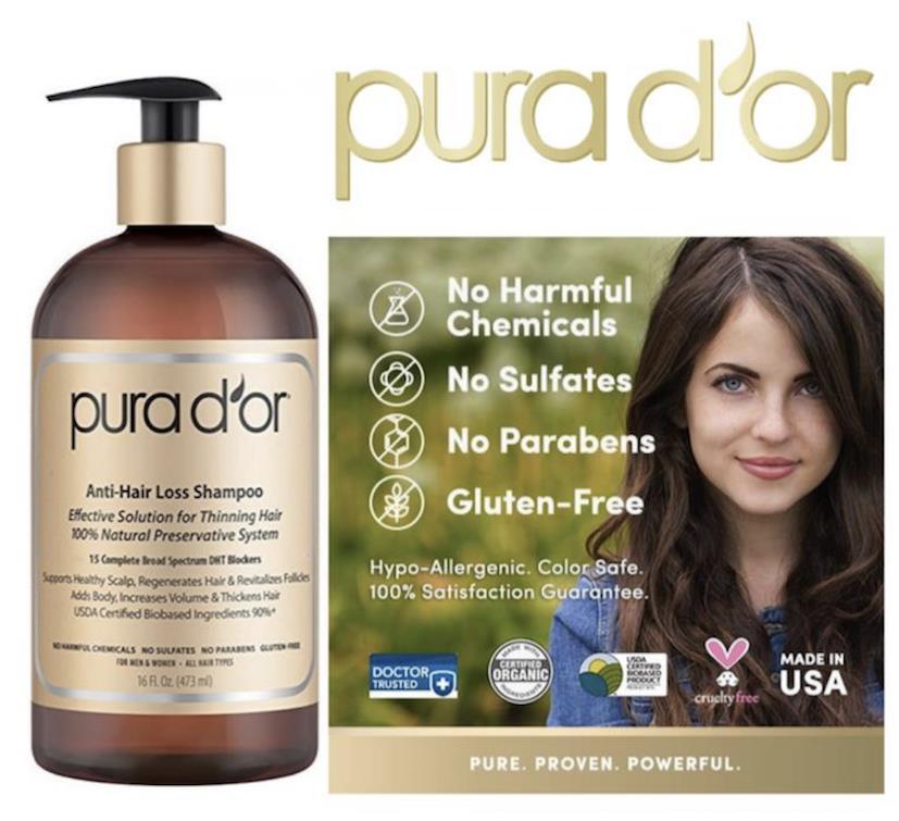 Pura D Or Anti Hair Loss Premium Gol End 4 28 2019 7 59 Pm