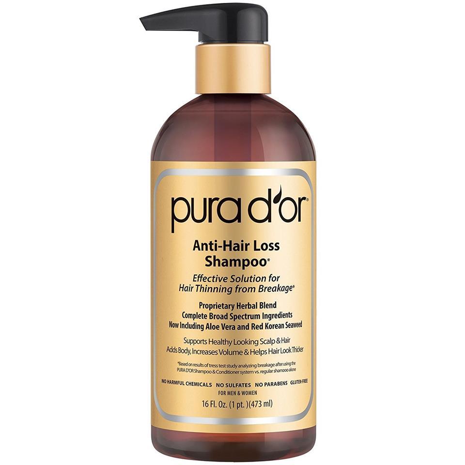 One Plus 5t Promo Code >> PURA D'OR Anti-Hair Loss Premium Org (end 5/21/2018 3:15 PM)