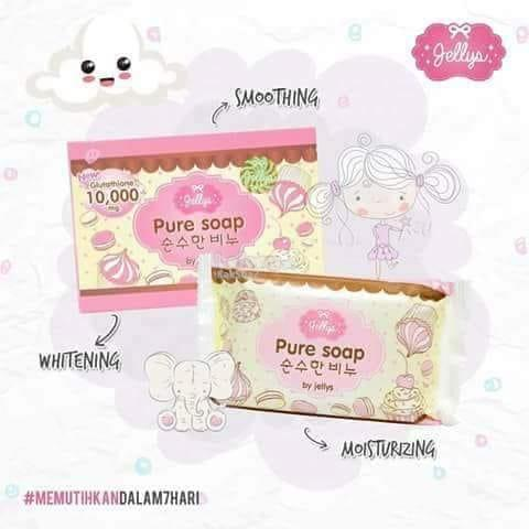 PURE SOAP by JELLYS. ‹ ›