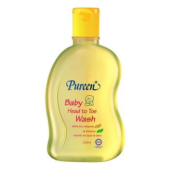 Pureen - Baby Head To Toe Wash 250ml