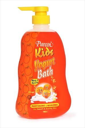 Pureen Kids Yogurt Bath (Orange) 750ml