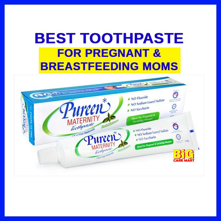 Best Toothpaste 2020.Pureen Maternity Toothpaste 130g Pregnancy Toothpaste