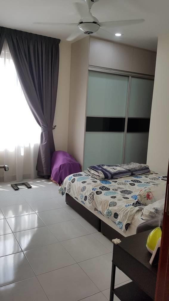 Puri Tower Condo for sale, 2 Car Parks, Renovated,Bandar Bukit Puchong