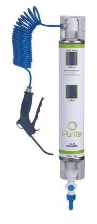 Purite, Labwater 1 with coil and gun
