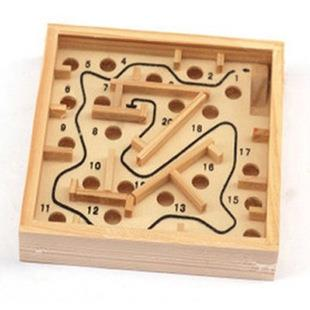 Puzzle Maze Game