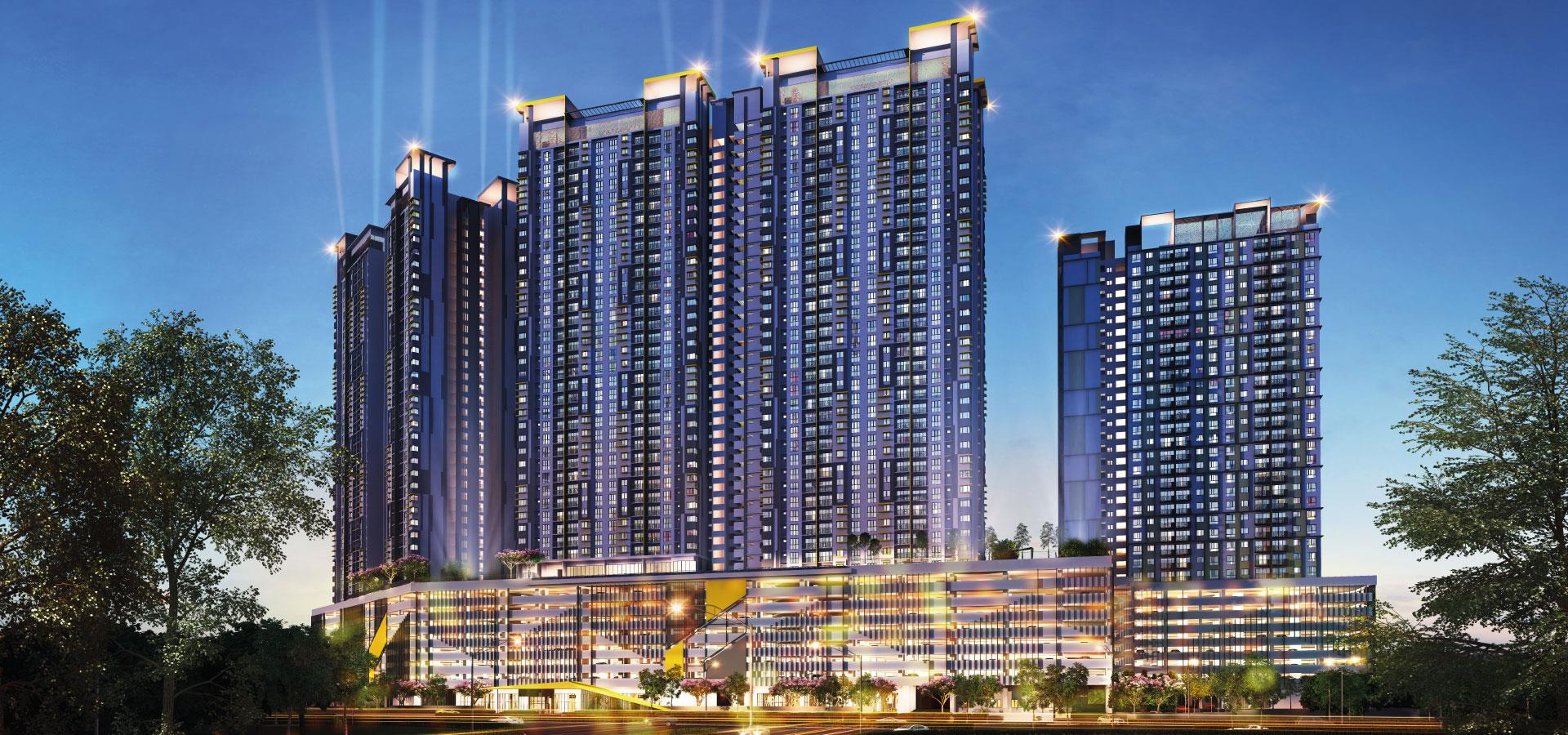 PV18 The Hottest Best New Condo Project for Sale in Setapak