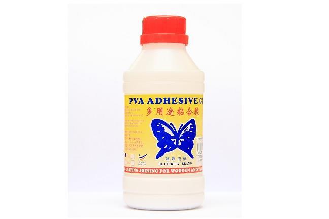 PVA Adhesive Glue 500g (Wood, WallPaper And Various Materials)