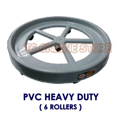 PVC Gas Roller Base / Gas Stand / Gas Cylinder Tank Mover