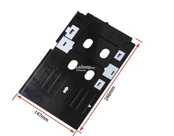 PVC ID Card Tray For Inkjet Printer Epson T60 L800 L805