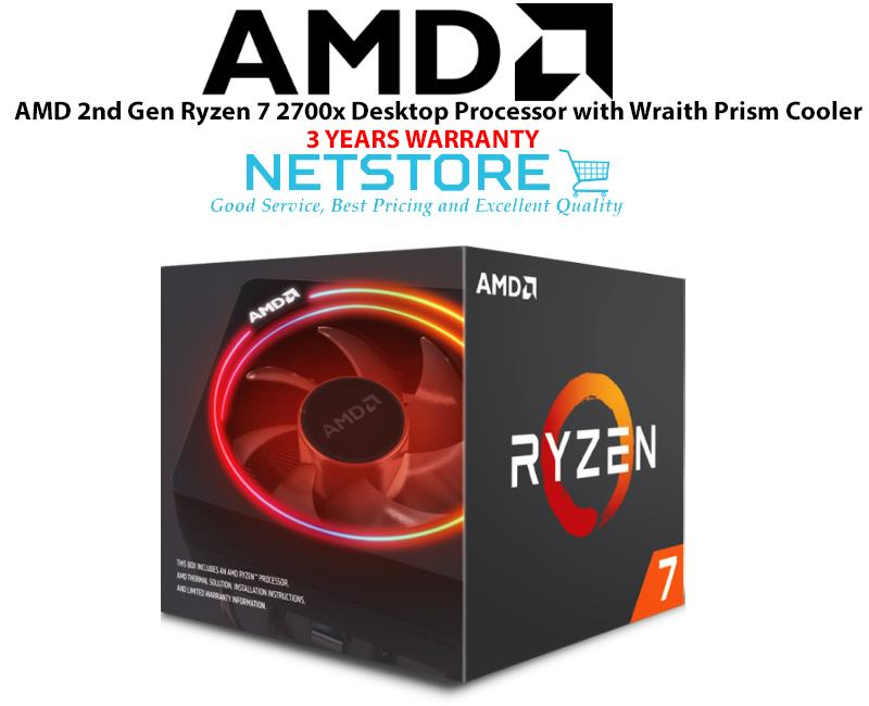 PWP MSI X470 GAMING PLUS & AMD RYZEN 7 2700x PROCESSOR