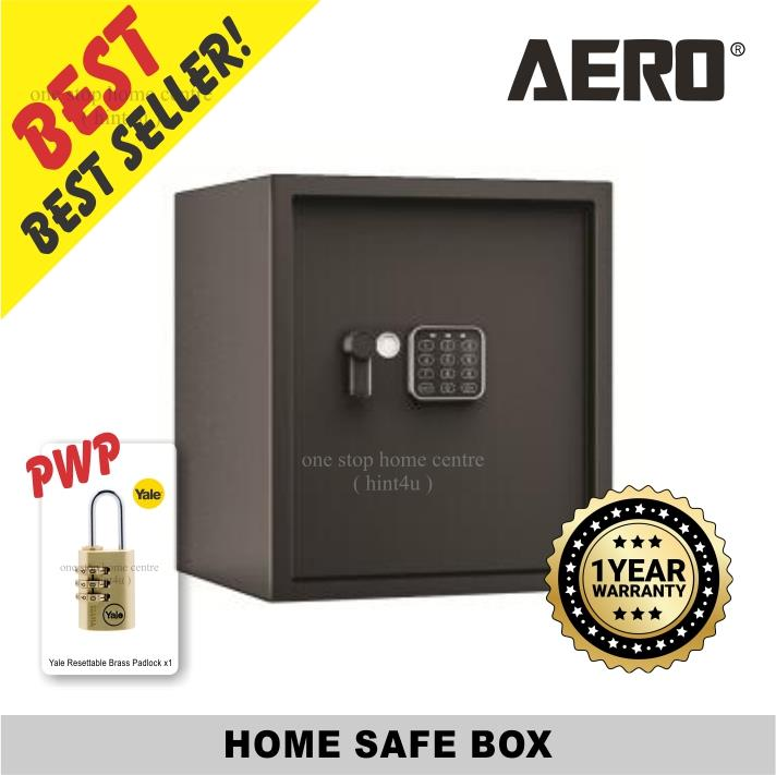 Best Home Safe 2020.Pwp Yale Padlock 22mm X 1 Aero Home Safe Box Asm400e1