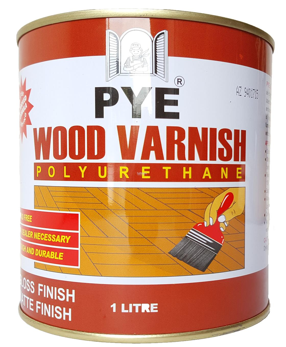PYE Wood Varnish Wood Protector