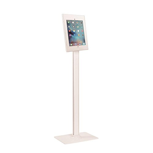 Pyle iPad Pro Tamper Proof Anti-Theft Display Kiosk, Public Security Case Stan