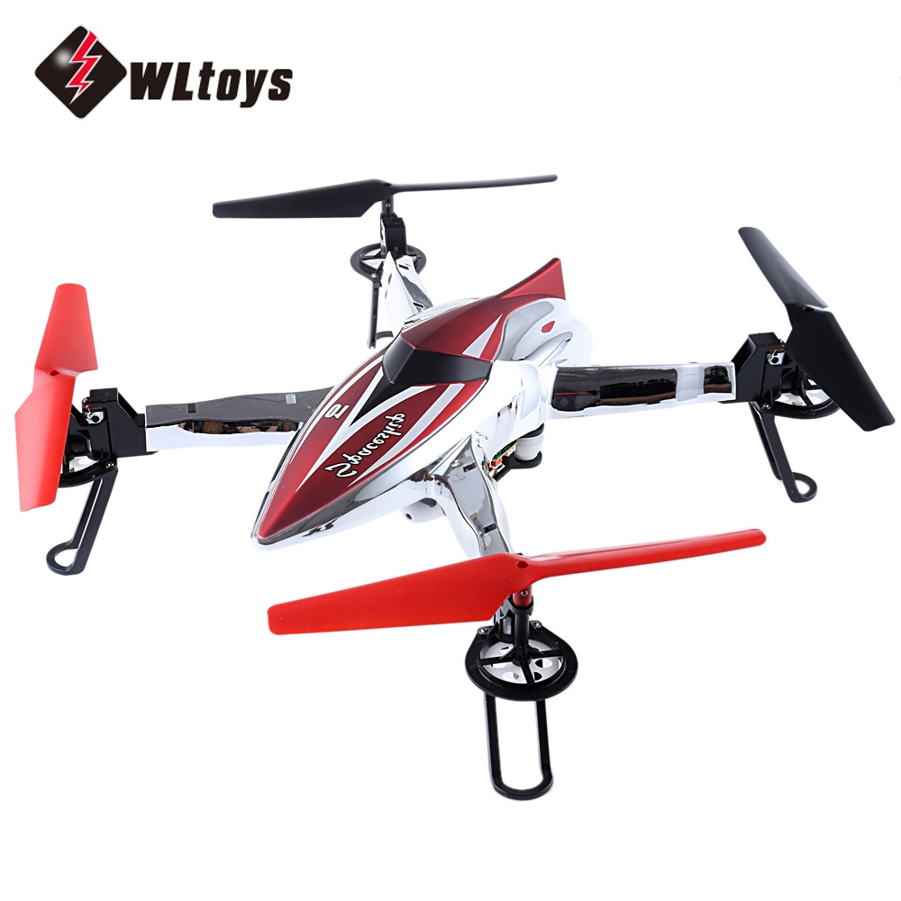 Q212K 0.3MP CAMERA WIFI 2.4G 4CH 6-AXIS GYRO RTF RC QUADCOPTER HOLD ALTITUDE M