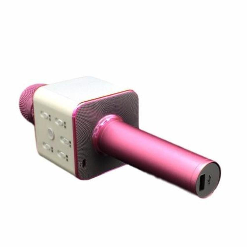 portable bluetooth speakers with microphone. q7 karaoke ktv mic portable wireless bluetooth speaker microphone speakers with e