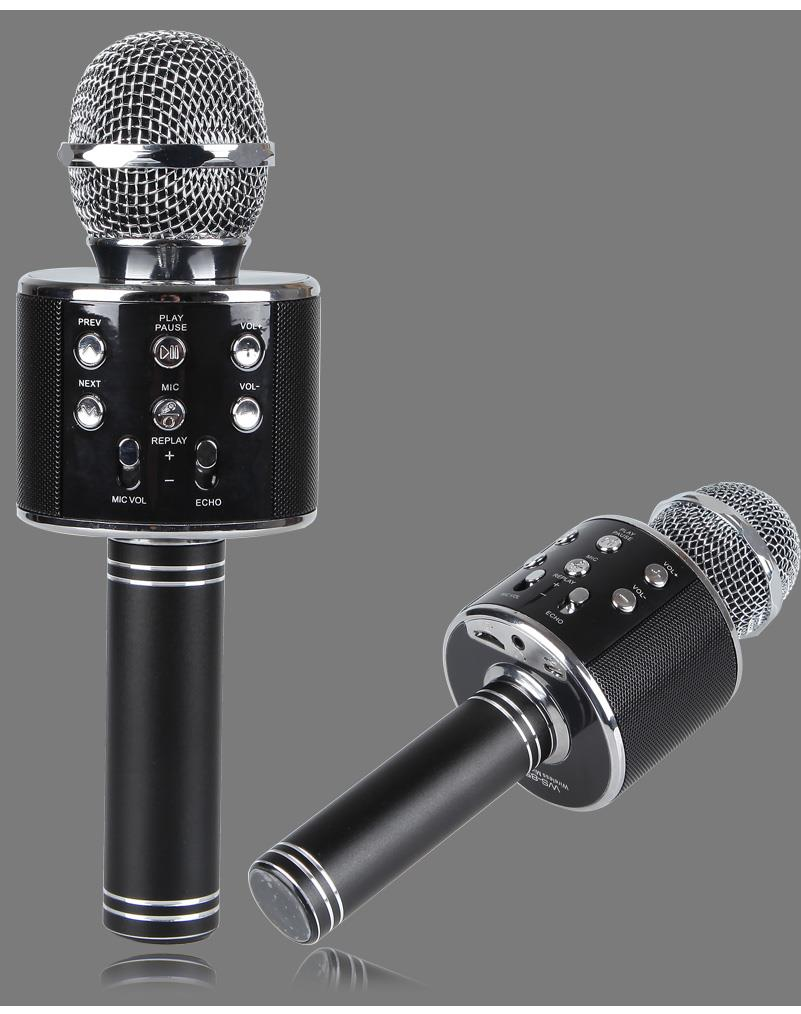 Q7 Q9 Ws858 Karaoke Ktv Mic Portabl End 1 18 2019 1014 Am Micgeek Bluetooth Wireless Microphone With Speaker