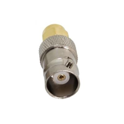 Q9 BNC Female to SMA-J Male SMA Inner Thread Needle Connector