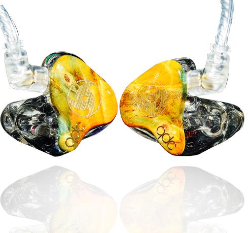 (Available) QDC 8CS - 8 Armature Studio customization IEM