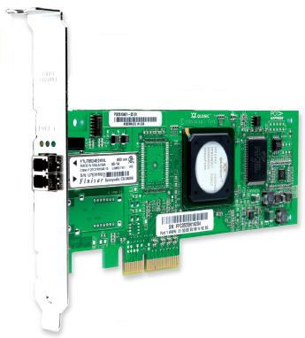 QLE2460 QLogic SANblade   PCI-e 4Gbps Fibre Channel Adapter