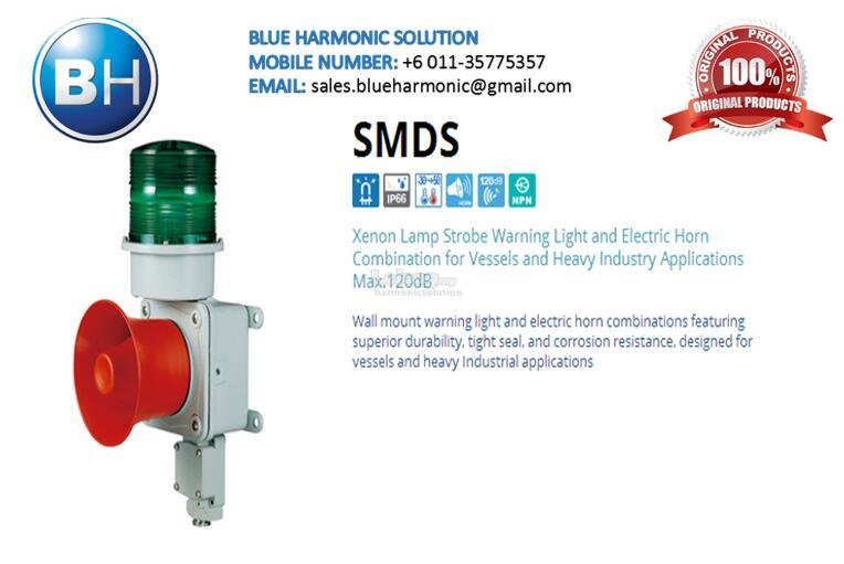 Qlight  Warning Light  SMDS Series