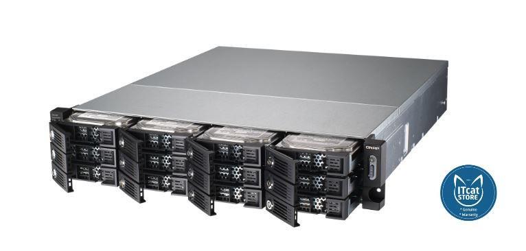 NEW QNAP ECONOMICAL RAID EXPANSION ENCLOSURE TURBO NAS-2YW(UX-1200U-R)
