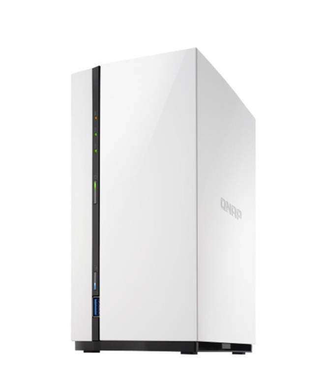 QNAP GENERAL PURPOSE 2-BAY ENTRY NAS STORAGE TS-228A