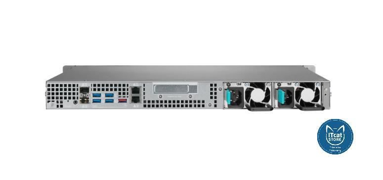 NEW QNAP HDD+SSD HYBRID-STRUCTURE AMD RYZEN-2YW (TS-977XU-RP-2600-8G)